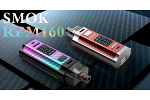 Smok RPM160 Kit Preview | More Than Powerful