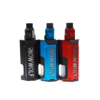 Sigelei Snowwolf Squonk Vfeng Kit with 1pcs 21700 Battery