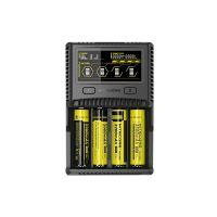 Nitecore Intellicharger SC4 Li-ion/NiMH Battery 4-slot Charger