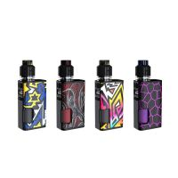 Wismec Luxotic Surface Squonk Kit with Kestrel RDTA 80W