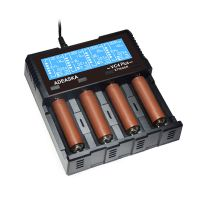 ADEASKA VC4 PLUS USB Battery Charger