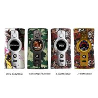 Vsticking VK530 200W TC Box Mod with YiHi SX350 Chipset