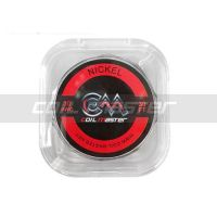 Coil Master Nickel Wire 24ga/26ga/28ga/30ga Nickel wire RBA Coil