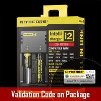 Nitecore Intellicharger i2 Universal Charger for Li-ion/NiMH Battery - US Standard