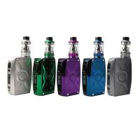 Teslacigs XT 220W Kit with Tallica Mini Tank 4ml
