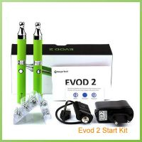 Wholesale Kanger Evod 2 Starter Kit with 650mah battery and 1.6ml clearomizer