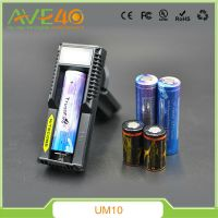 Nitecore UM10 Ecig USB Vape Charger Fit for 18350 18650 Battery
