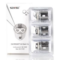 Sense Screen Mesh S2/S3/S4 Replacement Coils 3Pcs/Pack