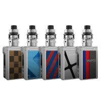 Voopoo Alpha Zip Mini TC Kit 120w with MAAT Tank 4ml