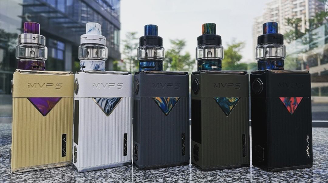 Innokin MVP5 Ajax Kit Preview | Very Versatile Vape