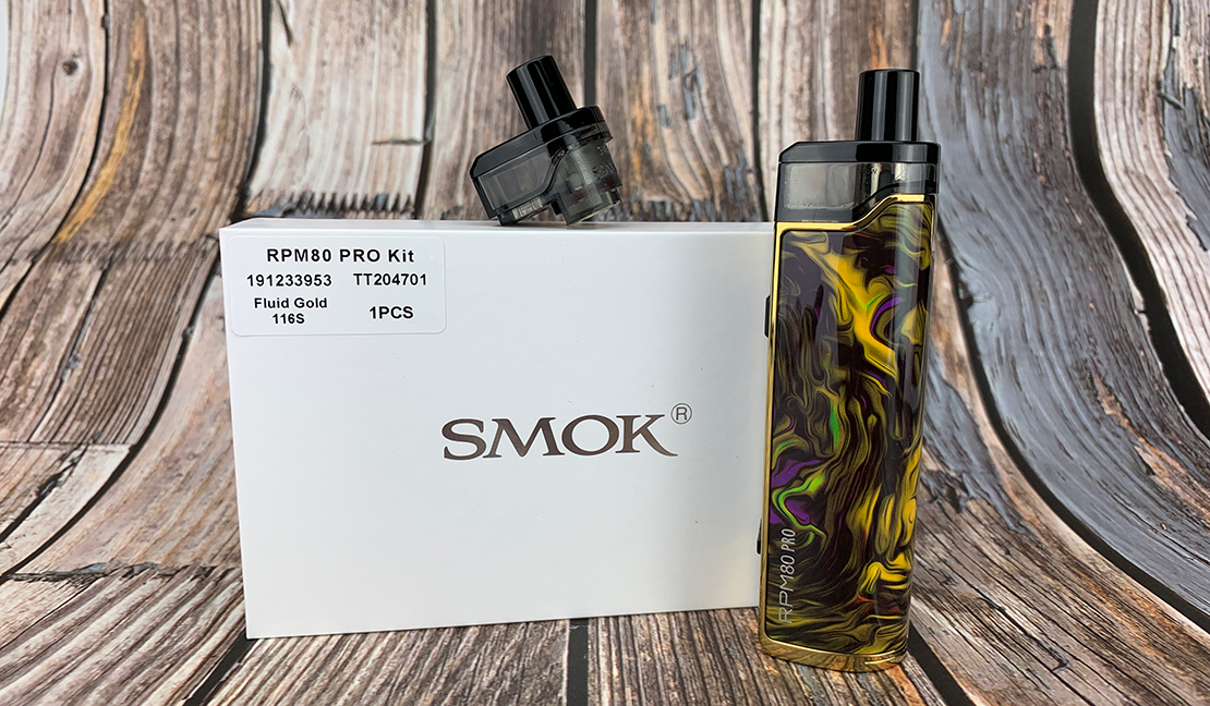 Smok RPM80 Pro Kit Review | The Most Powerful Ever