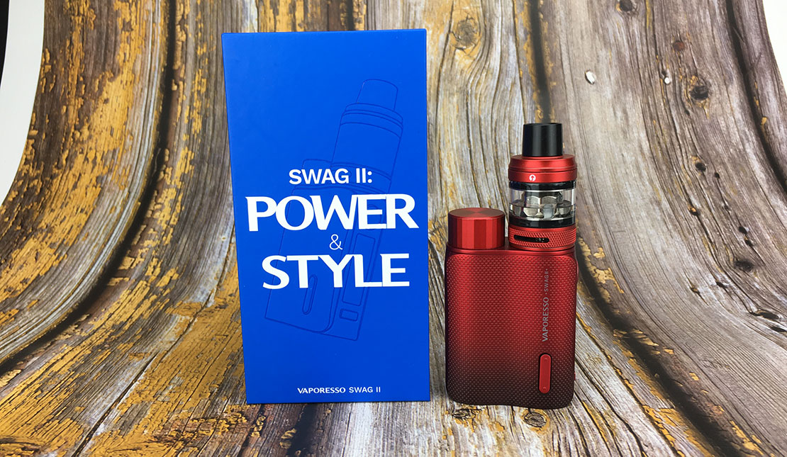 Vaporesso Swag 2 Kit Review | Next 'Gen' Of Swag