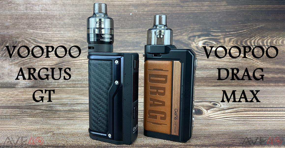 voopoo drag max kit review