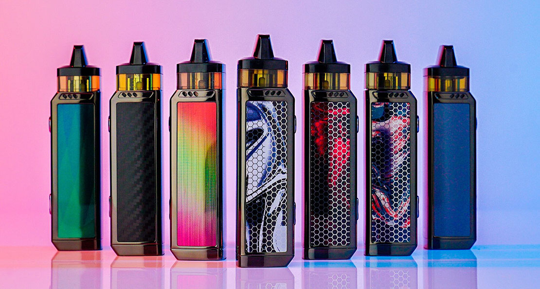 Voopoo Vinci X Kit Preview | 18650 Loaded, 70w Ready