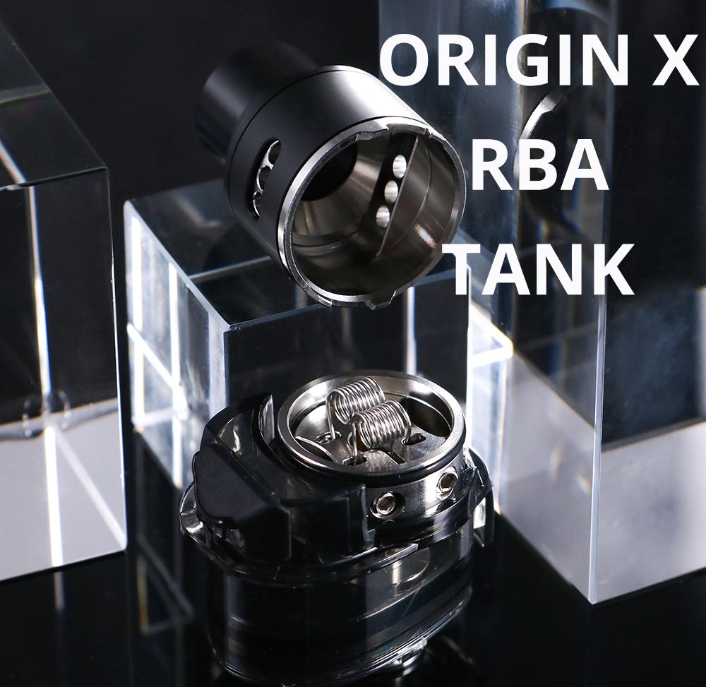 OXVA Origin X 60W Pod Mod Kit