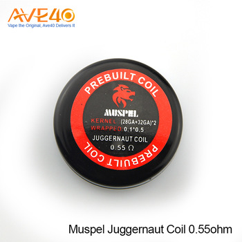 Product Information of Muspeltech Coil