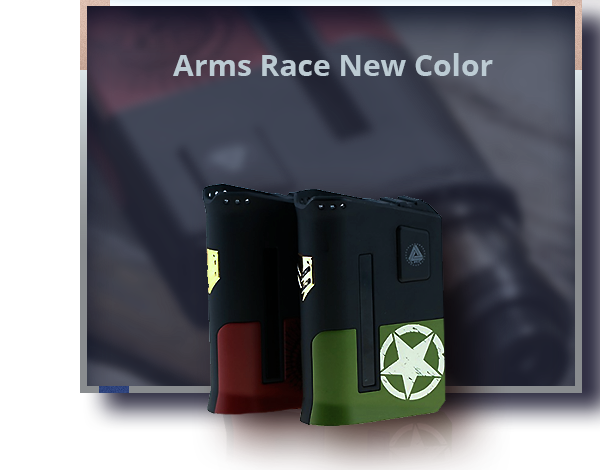 Limitless Arms Race New Color