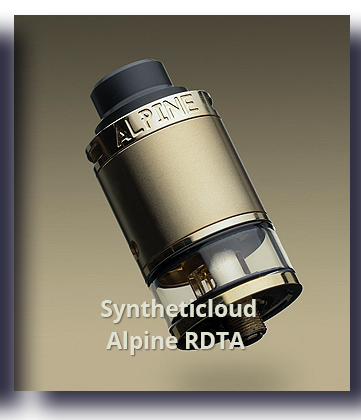 Syntheti Cloud Alpine RDTA